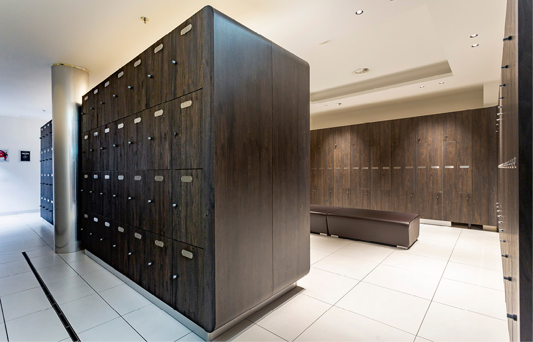 Mobiliario para Gimnasios