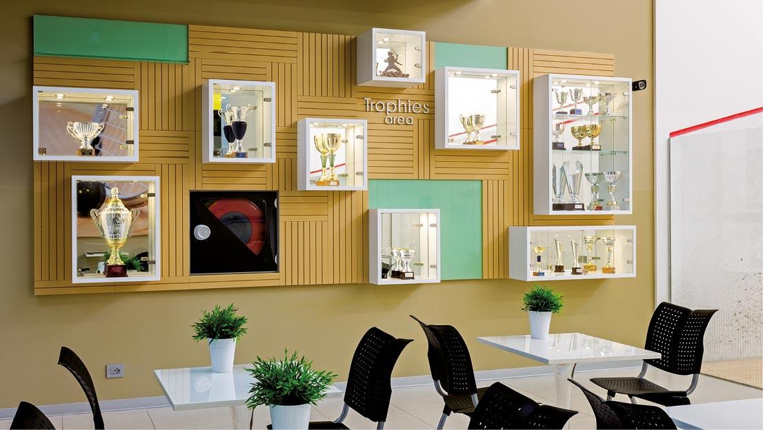 Lounge y Comedor