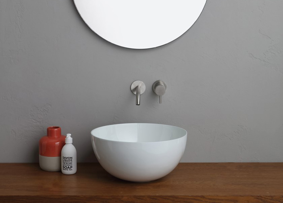 Specchi, mensole e lavelli
