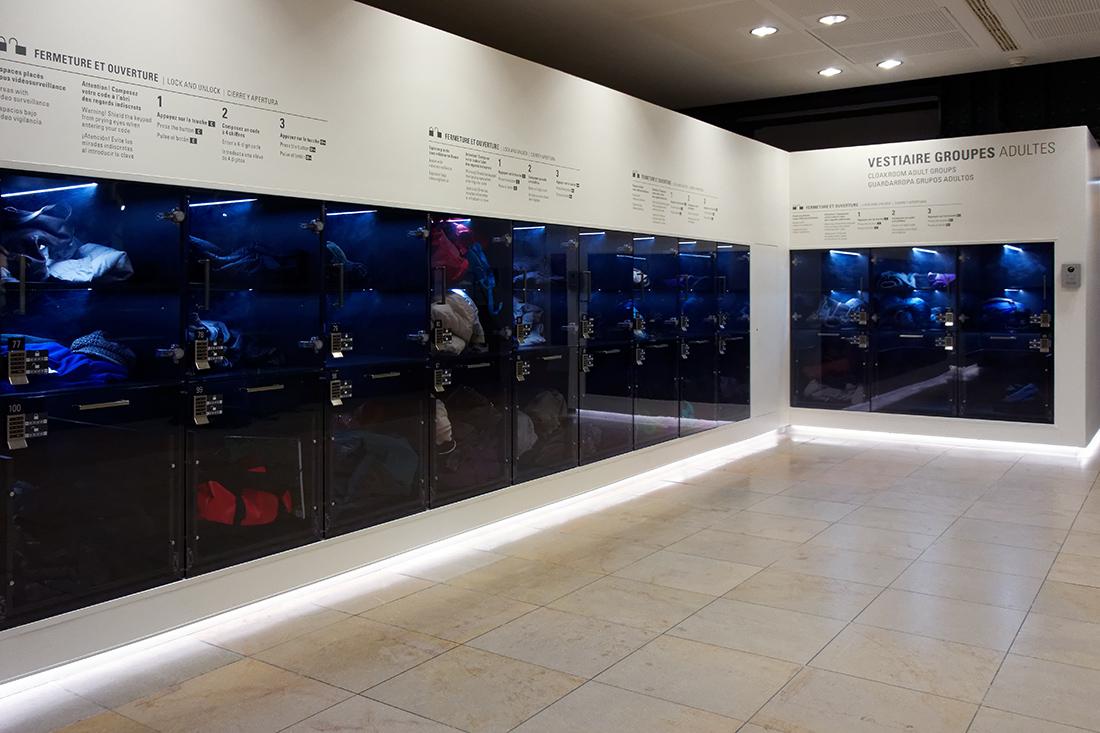 Mobiliario para museos
